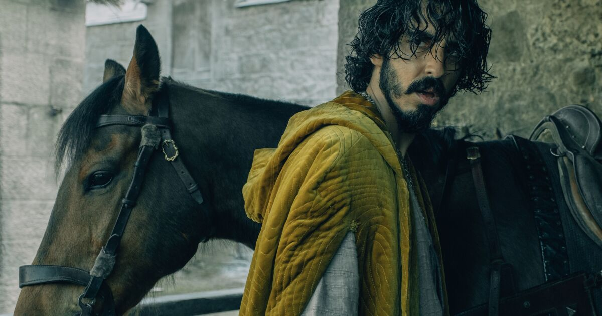 Dev Patel Conquers 'The Green Knight' And Embraces Every Role As A Journey - Iowa Public Radio