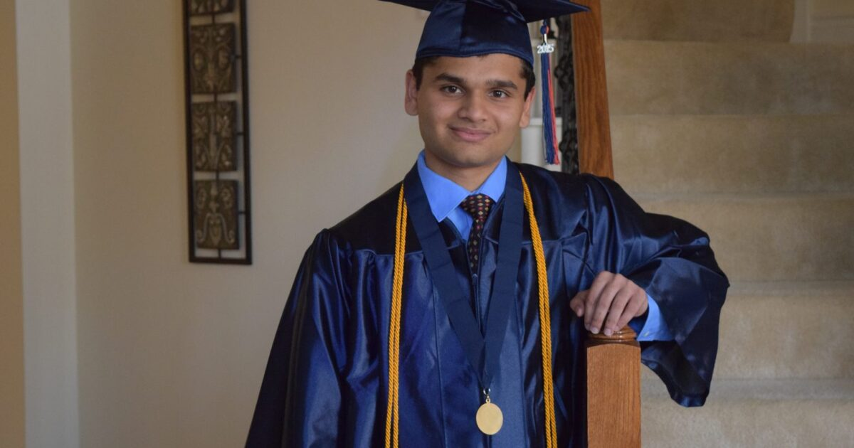 A Houston Student May Be Forced To Self-Deport After Spending Most Of His Life In The U.S.