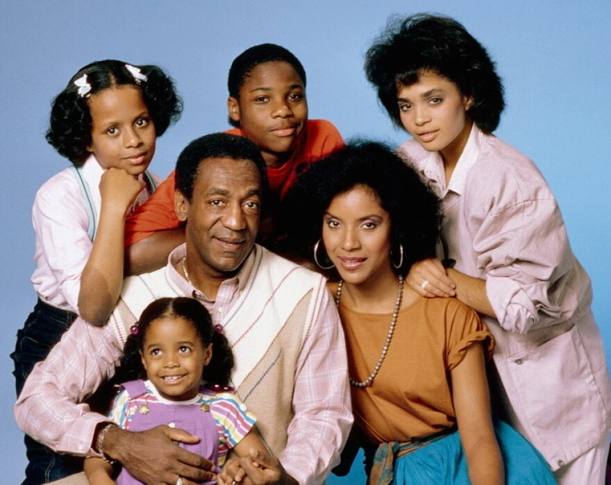 <em>The Cosby Show </em>starred Bill Cosby and Phylicia Rashad as Cliff and Clair Huxtable, an upper-middle-class couple in New York. Tempestt Bledsoe, Malcolm-Jamal Warner, Lisa Bonet and Keshia Knight Pulliam played four of their five children.