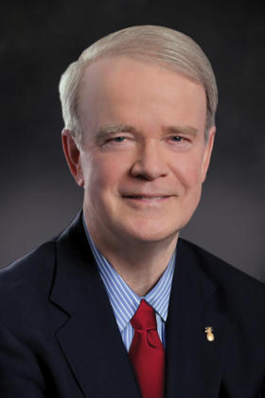 Baptist Health South Florida CEO Brian Keeley.