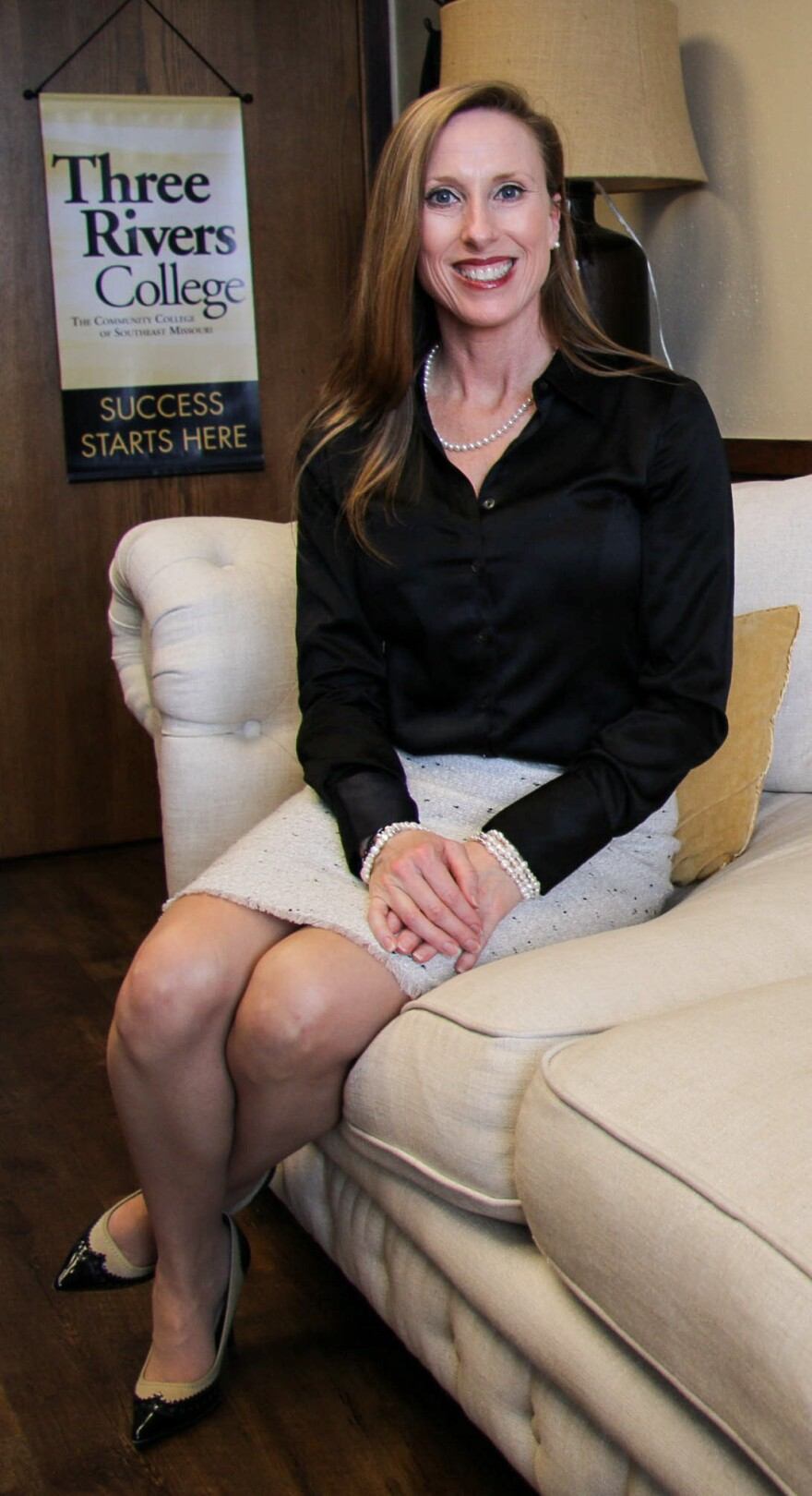 State Rep. Holly Rehder has championed establishing a prescription drug database since joining the legislature in 2013. Several members of her family have had addiction issues.
