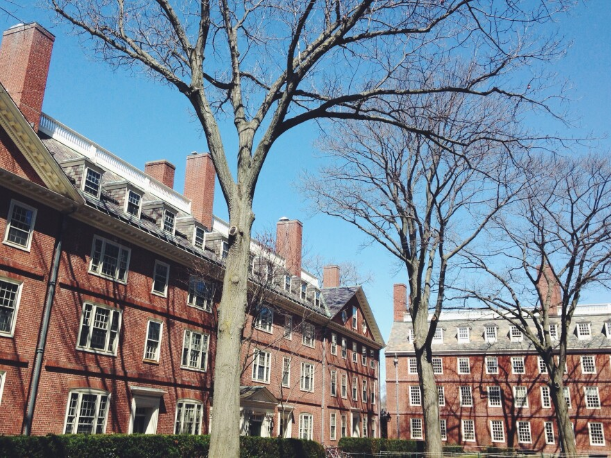 Harvard University's nation-leading $35.7 billion endowment suffered a 2 percent loss on its investments in fiscal 2016.
