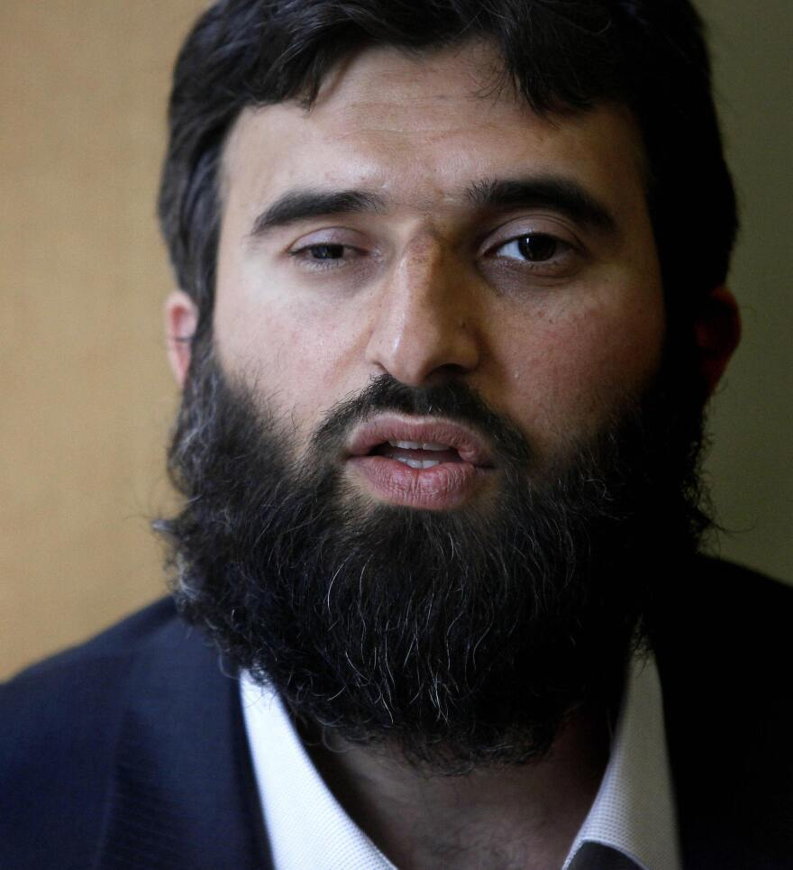 Libyan-born, former Guantanamo Bay detainee Omar Deghayes was imprisoned from 2002 to 2007. While there, he went on three hunger strikes to protest his imprisonment. No charges were ever filed against him.