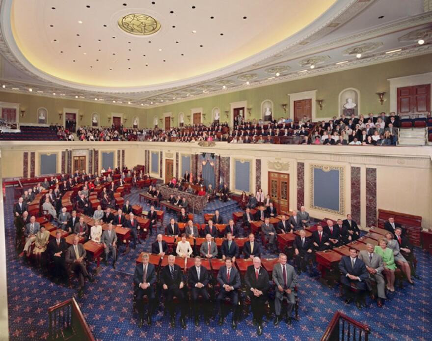 U.S. Senate Group Photo 2008.jpg