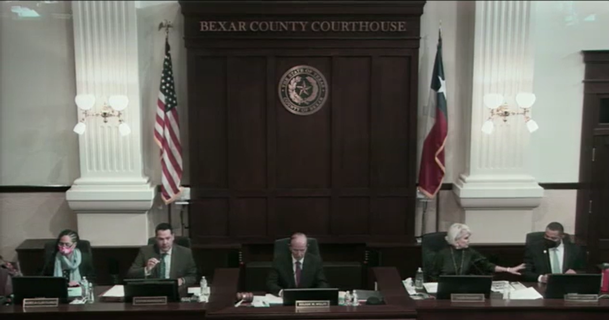 Bexar County Commissioners abolish a Justice of the Peace seat, hire 2nd jail consultant
