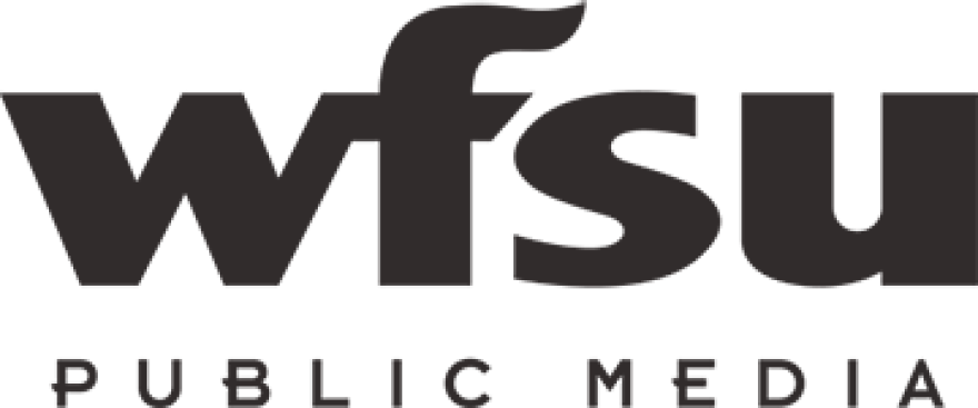 wfsu dark logo