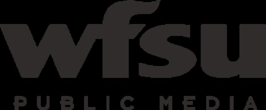 wfsu dark logo