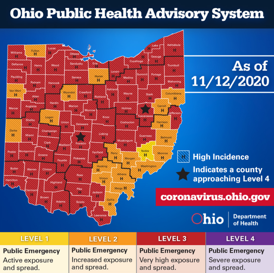 State health officials have launched a new zip code dashboard where Ohioans can find COVID-19 data from their  communities by probable or confirmed case status, county, a specific zip code, or a specific time period. Click here to view your community's data: https://coronavirus.ohio.gov/wps/portal/gov/covid-19/dashboards/key-metrics/cases-by-zipcode