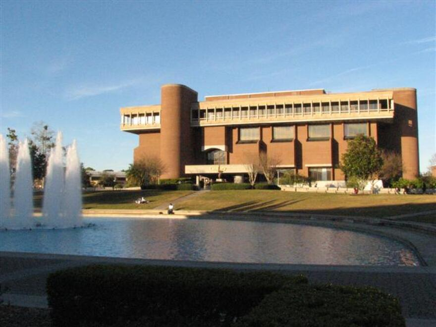 The University of Central Library, Orlando