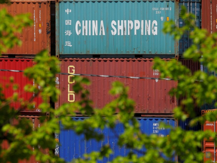 The Trump administration threatened to raise proposed tariffs on Chinese imports from 10 percent to 25 percent, escalating U.S. trade tensions with Beijing.