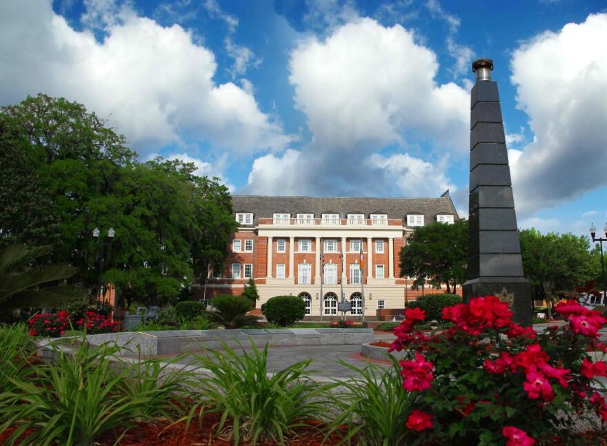 Florida A&M University's Lee Hall