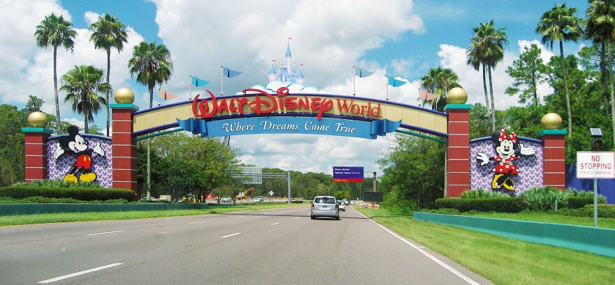 All Disney owned hotels at Walt Disney World will close later this week.