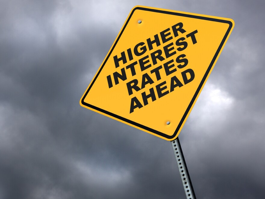 Mortgage interest rates have spiked recently, causing unease among potential homebuyers.