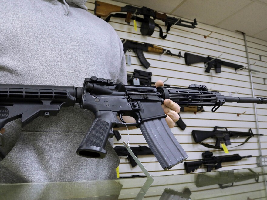 Friday's ruling by the 9th U.S. Circuit Court of Appeals rolls back California's ban on the sale of ammunition magazines containing more than 10 bullets.