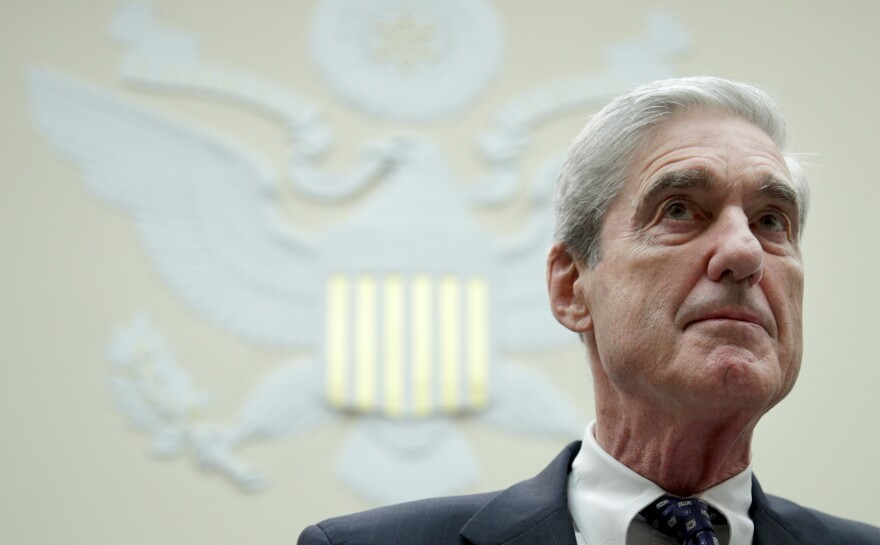 Former special counsel Robert Mueller arrives for testimony before the House intelligence committee on Wednesday, his second hearing of the day. It's unclear what impact his long-sought testimony will have.