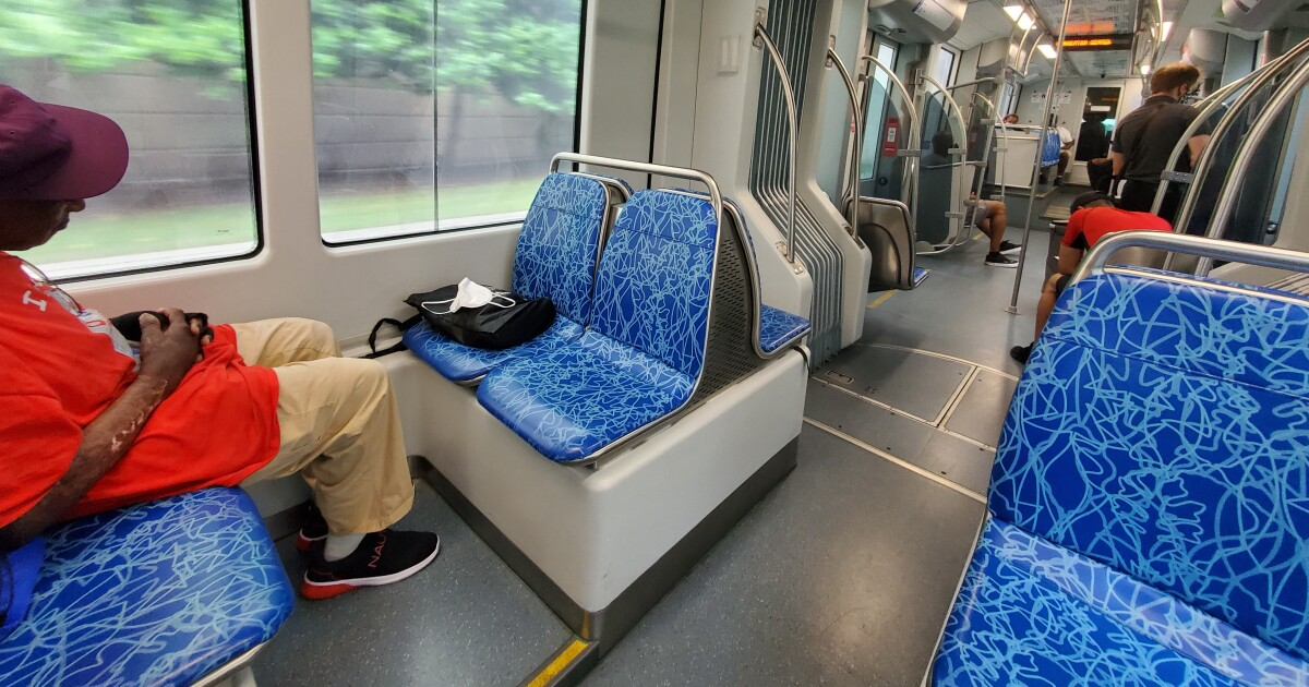 Charlotte Local Transit Ridership Is Slow To Recover