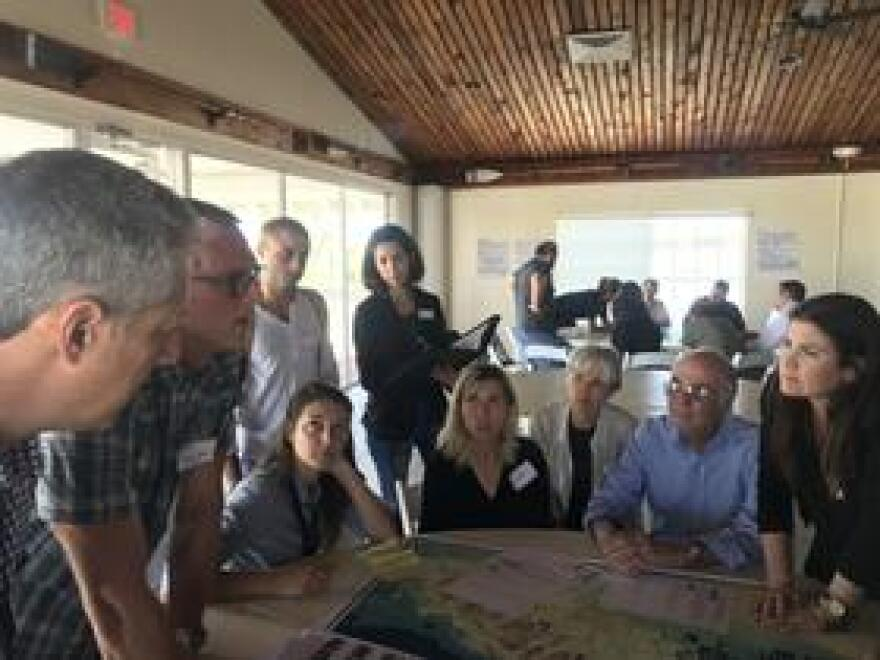 Participants in Thursday's public input session came from universities, environmental groups, businesses and cities throughout Miami-Dade County.