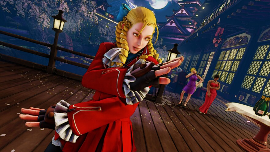 """I'll show you the divide in our class,"" Karin Kanzuki says in a new trailer for <em>Street Fighter 5.</em>"