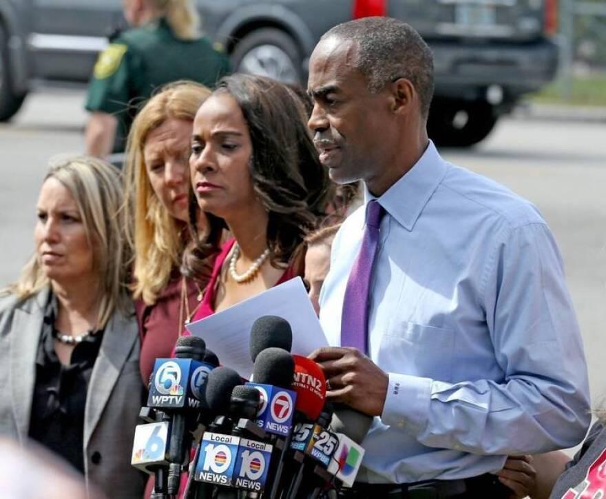 Robert Runcie press conference 2_23_18 Miami Herald Charles Trainor Jr.jpeg