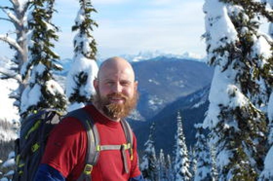 Michael Lucid, a conservation biologist in Northern Idaho