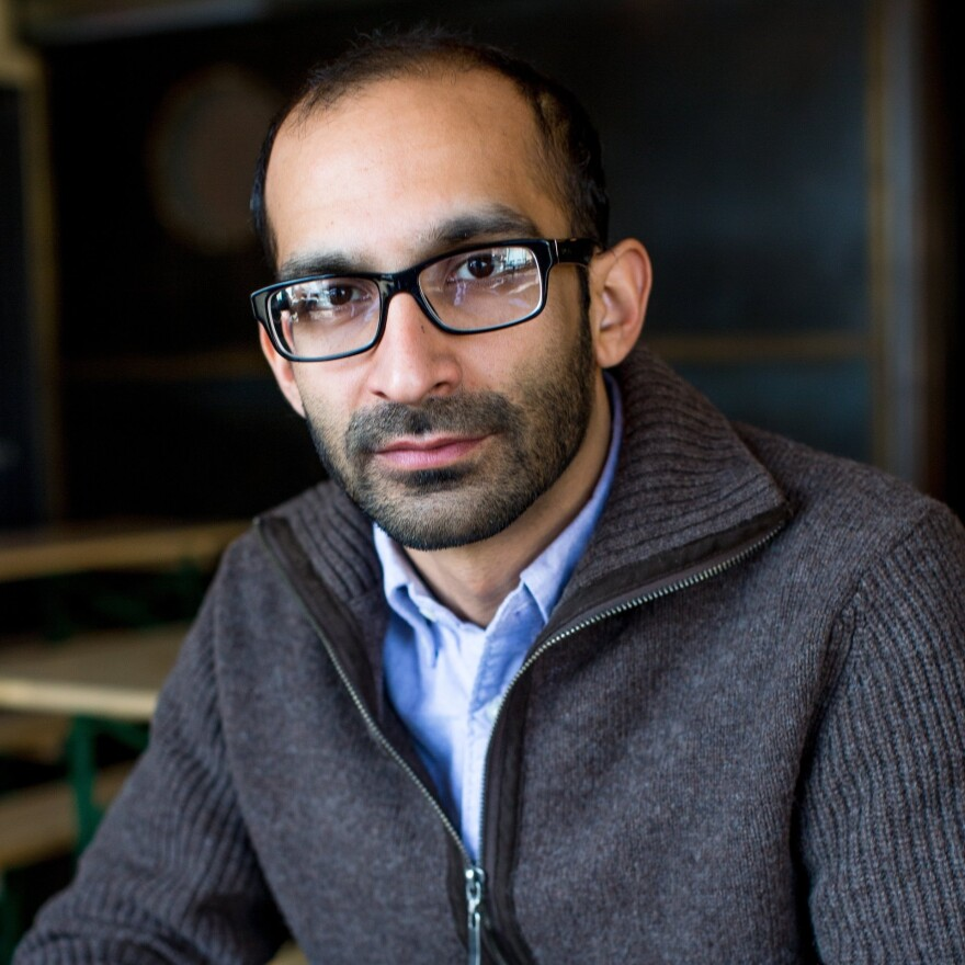 Shahan Mufti has written for <em>Harper's Magazine</em>, <em>The New York Times</em> and <em>WIRED.</em>