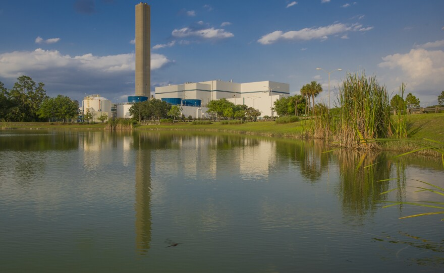 Lee County Waste-to-Energy Facility