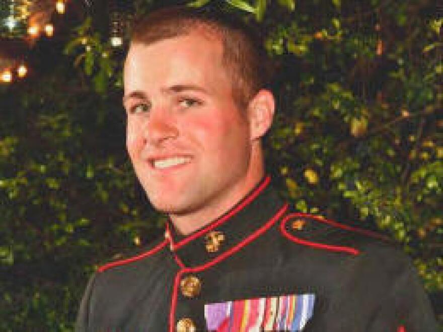 Clay W. Hunt decided halfway through college he wanted to be a Marine. He tested so well, the Marines wanted him to be an officer. But he wanted to serve in the infantry.