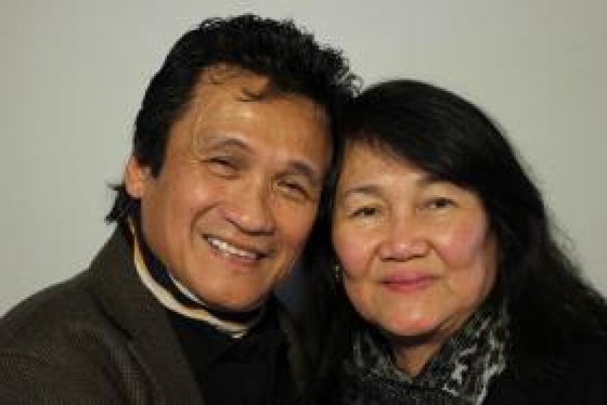 Ed and Susan Bilbao