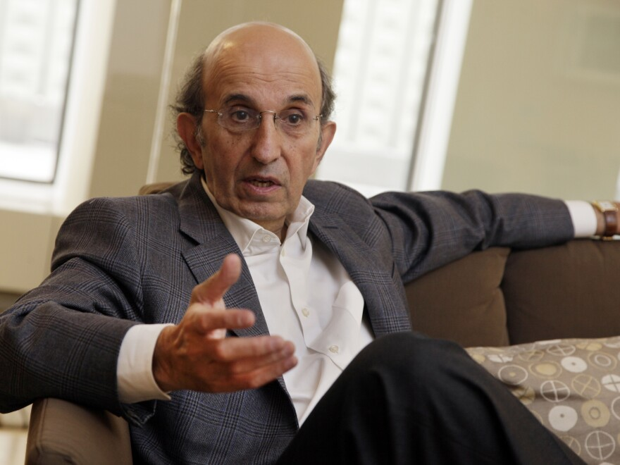 Joel Klein, former New York City schools chief, left to run News Corp.'s education division. On Thursday, Amplify announced a specially designed education tablet.