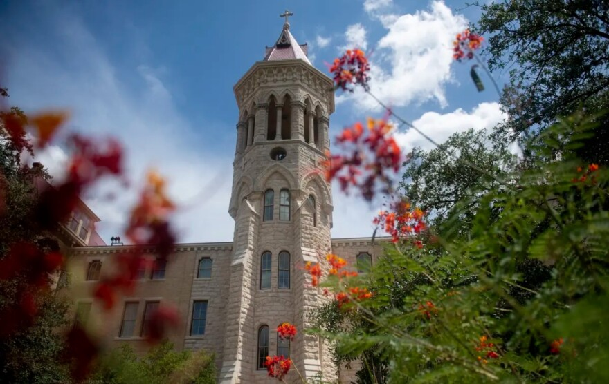 St. Edward's University in Austin slashed 10% of its staff in May, including some faculty members, to prepare for decreased enrollment this fall.