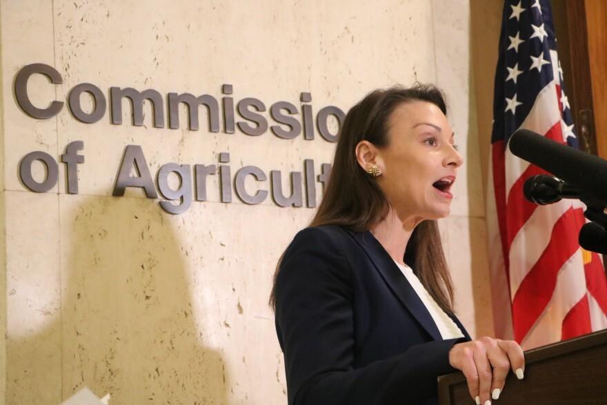 Agriculture Commissioner Nikki Fried