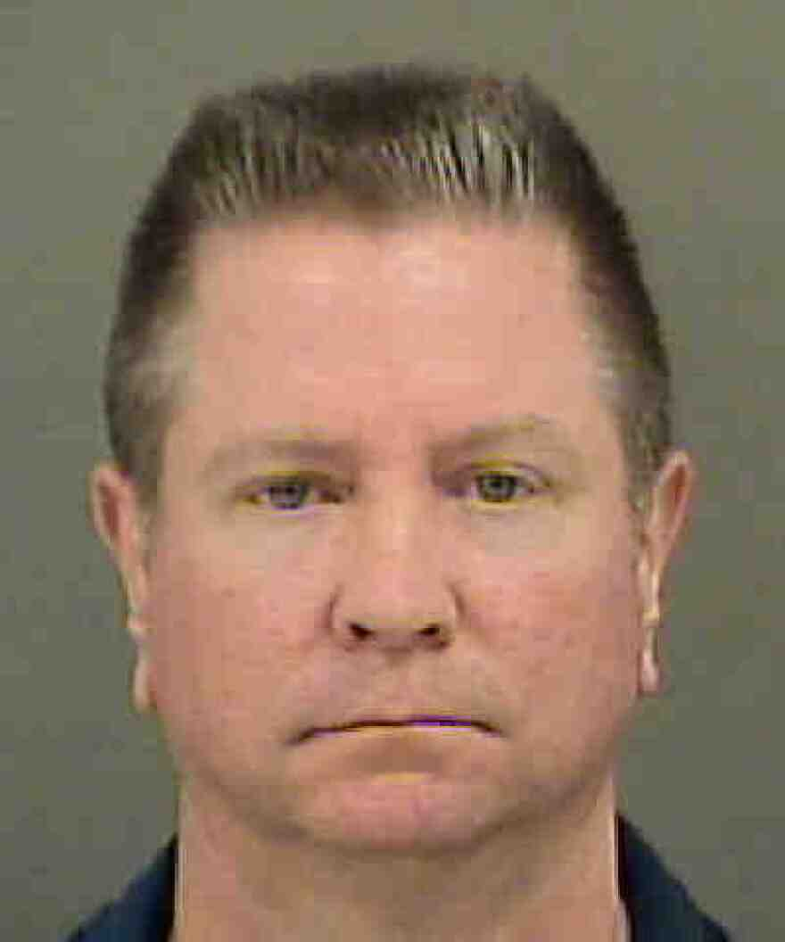 CMPD Officer Matthew Porter