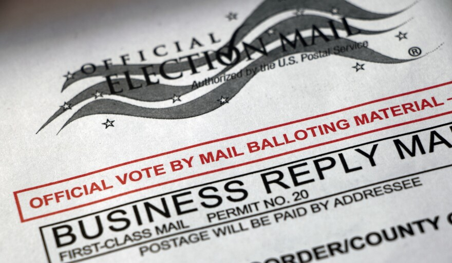 Absentee Ballot, Voting, Mail-In Ballot, Mail-In, Election