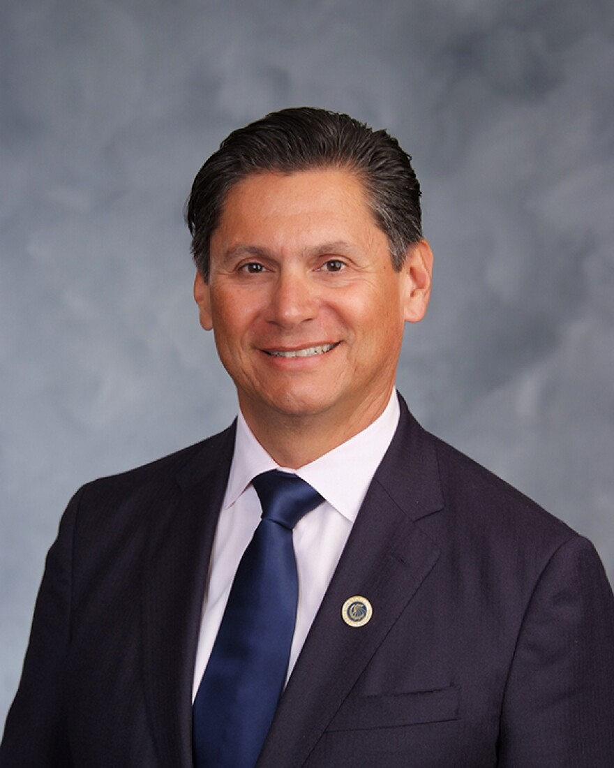 Eloy Ortiz Oakley is chancellor for the California Community Colleges.