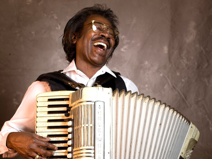"Stanley ""Buckwheat"" Dural Jr. of Buckwheat Zydeco died Saturday morning from lung cancer. He was 68."