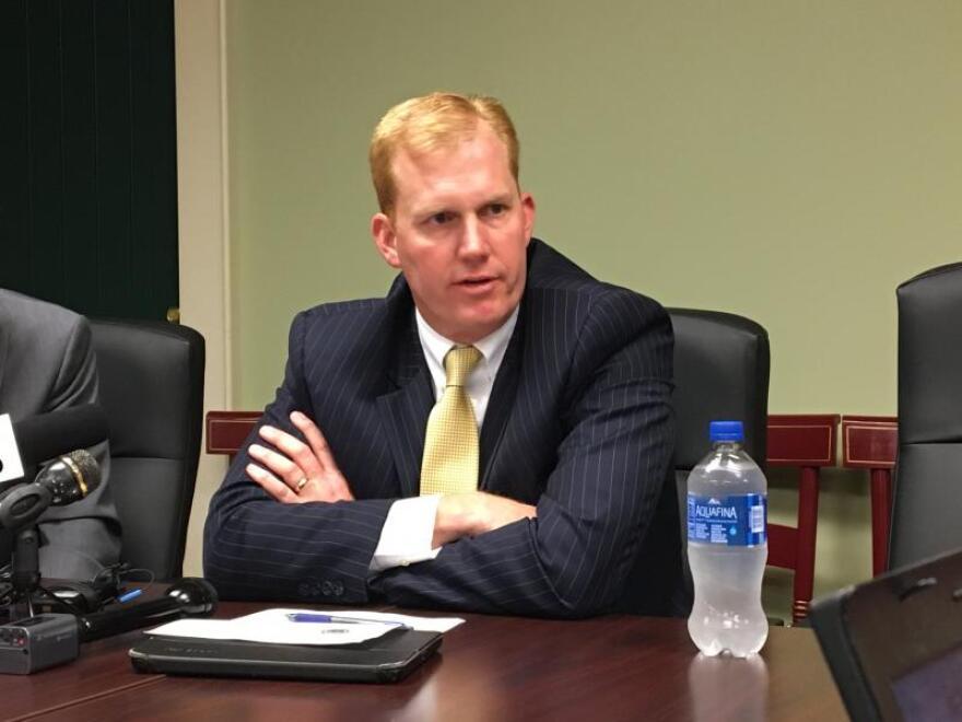 photo of Speaker Ryan Smith