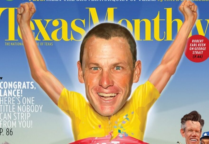 Texas Monhtly Lance Armstrong Bum Steer.jpg