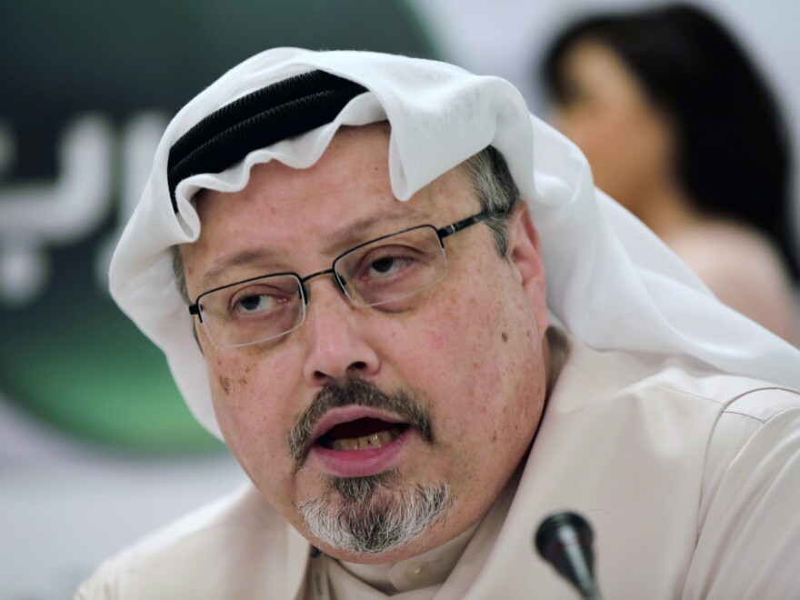 In the weeks following the death of Saudi journalist Jamal Khashoggi, President Trump spent more time praising Saudi Arabia as a very important ally than he did reacting to the killing.