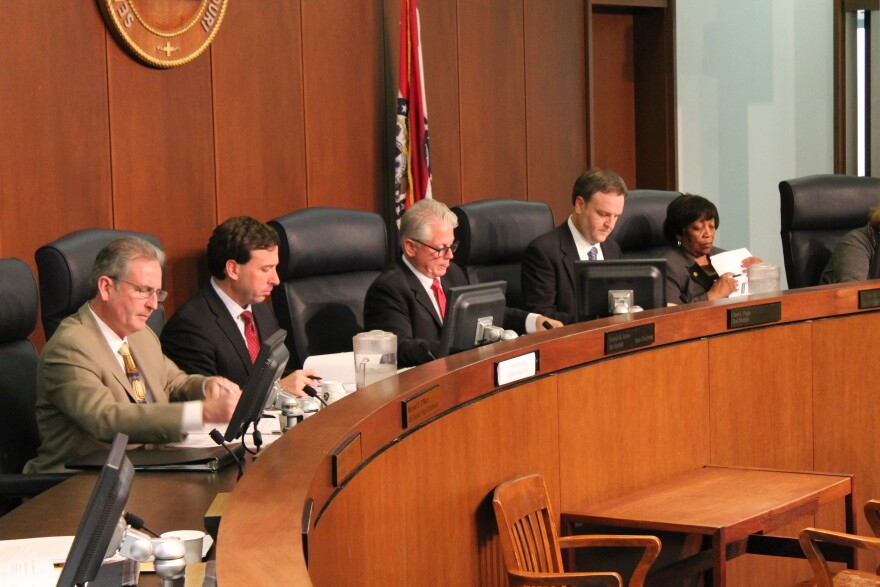 As of right now, St. Louis County Executive Steve Stenger effectively has a five-person coalition on the St. Louis County Council — including its two Republican members.