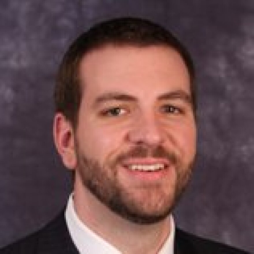 Photo of the Ohio Beer Counsel's Adam Armstrong