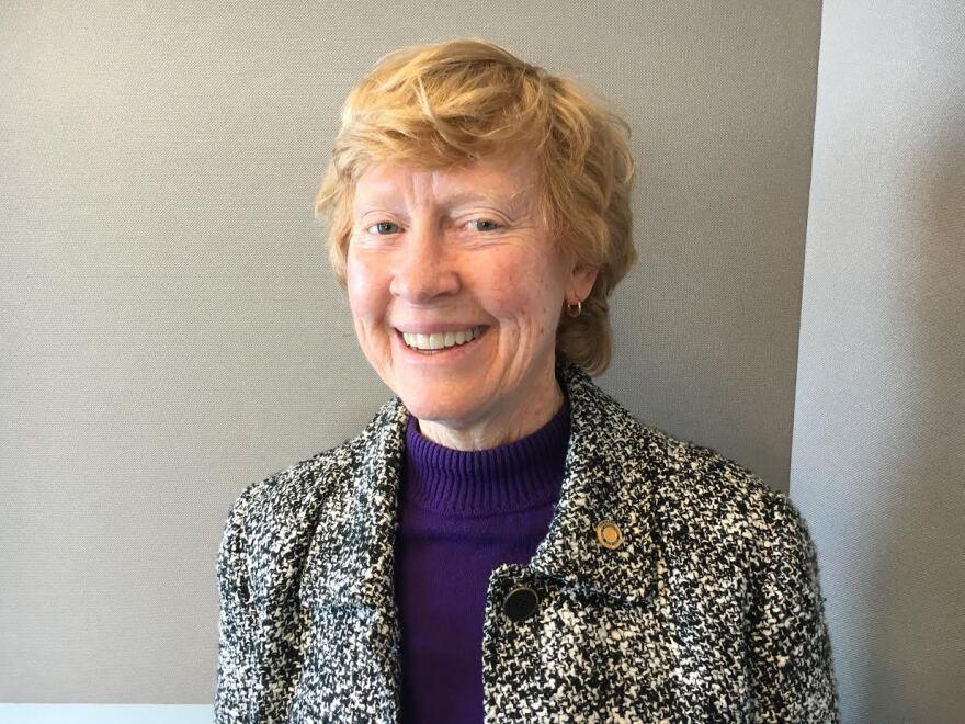 State Rep. Deb Lavender, D-Kirkwood