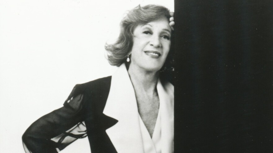 <em>Marian McPartland's Piano Jazz</em> featured performances and conversation with a variety of pianists, including Ray Charles and Dave Brubeck.