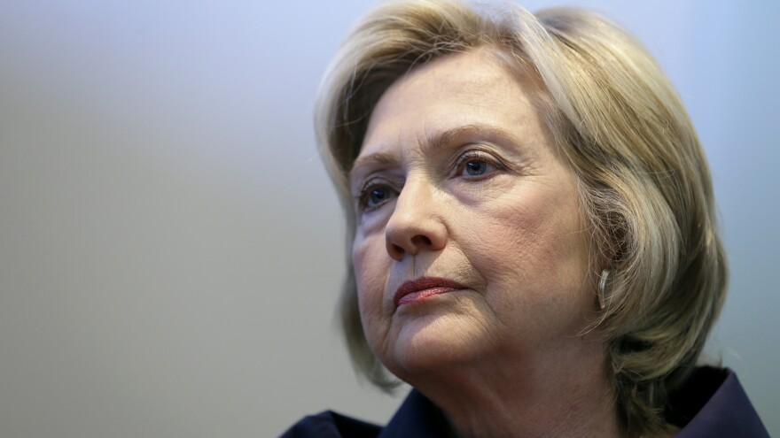 The ruling adds another complication for Democratic candidate Hillary Clinton as voters head to the polls over the next two months.