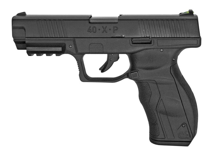 Police say this is a replica of the BB gun carried by shooting victim Tyree King.