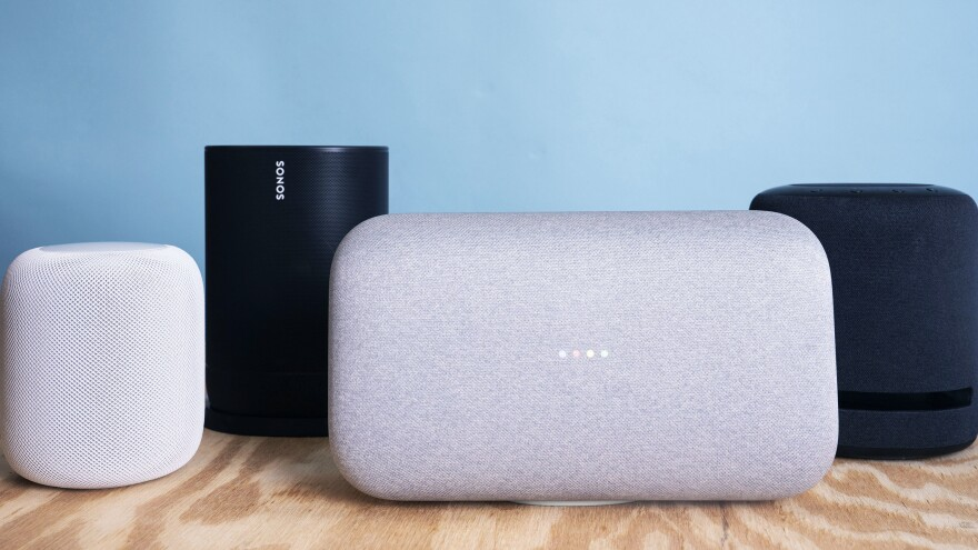 A new generation of smart speakers greatly improves on the device's sound quality.