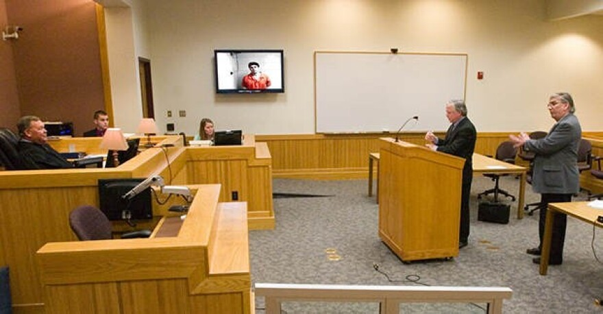 Florida justices ruled against the use of courtroom videoconferencing in Baker Act cases, saying mentally ill defendants deserve special consideration.