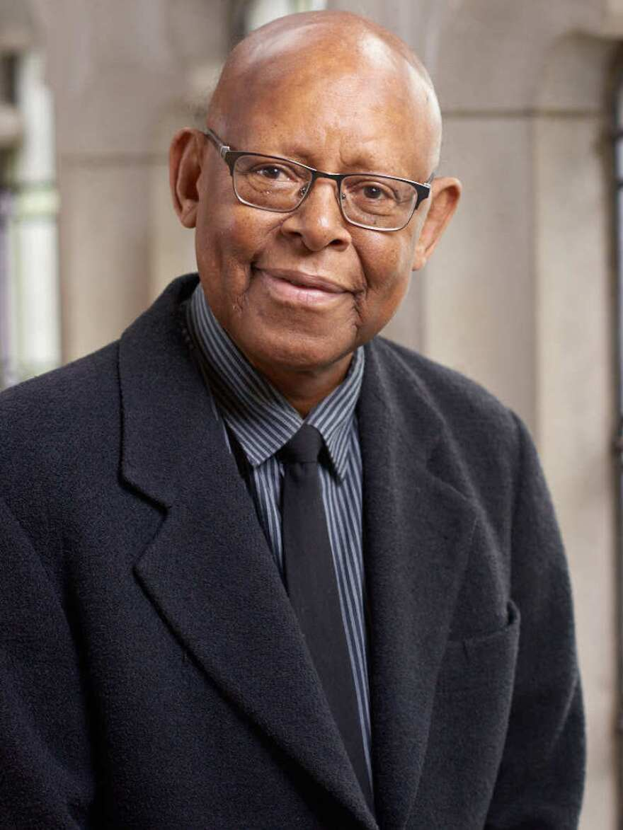 The Rev. James Hal Cone taught at Union Theological Seminary until his death. He was there for decades and taught generations of students.