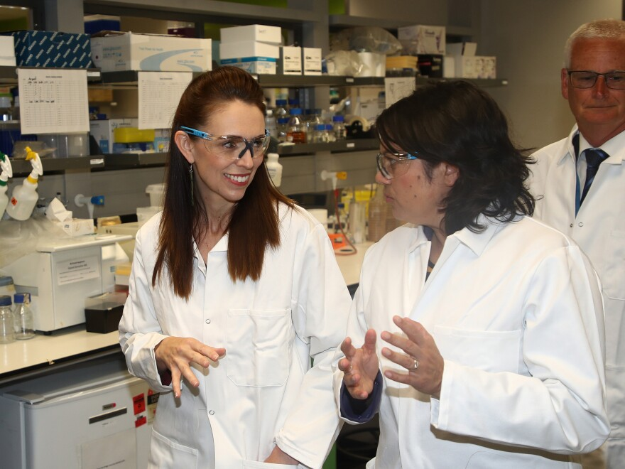 New Zealand Prime Minister Jacinda Ardern announced Thursday that the government will purchase two new COVID-19 vaccines from pharmaceutical companies AstraZeneca and Novavax. The advance purchase gives every New Zealander the ability to be able to be vaccinated.