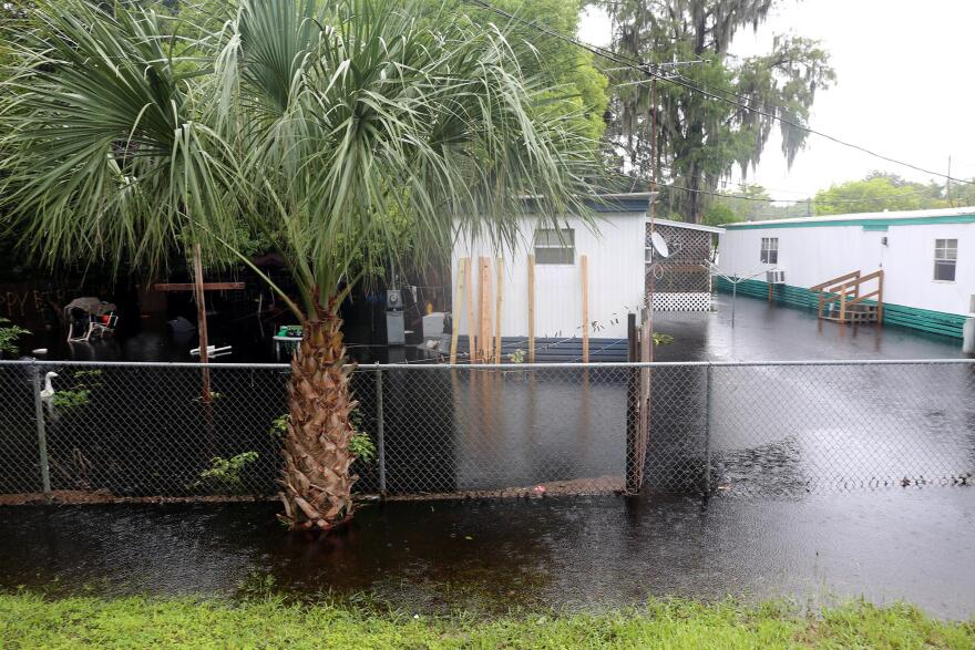 """FEMA denied Florida's request for """"Individual Assistance"""" funding to help Pasco County flooding victims. Gov. Rick Scott appealed."""