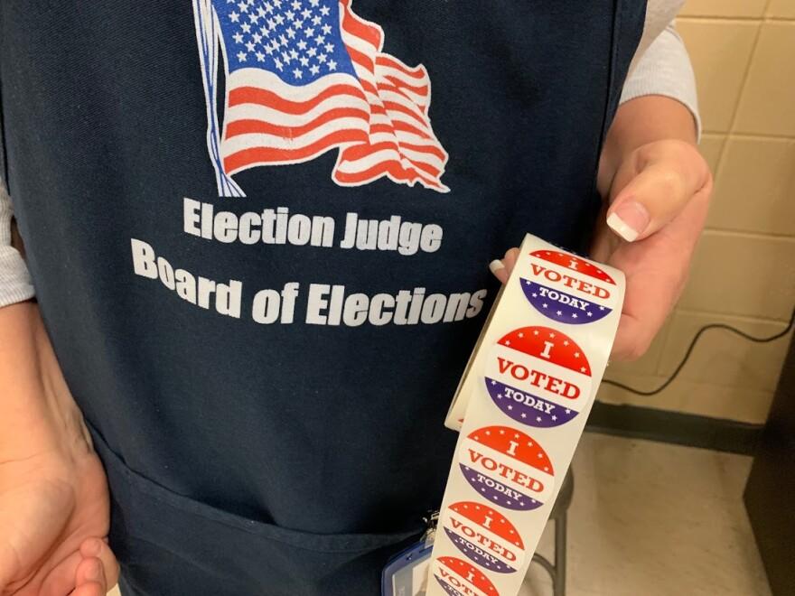 Election Judge Vote